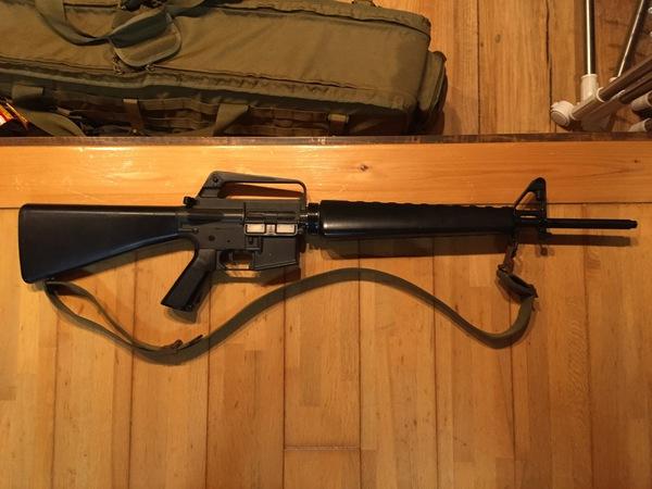 M16A1 1992ver裏