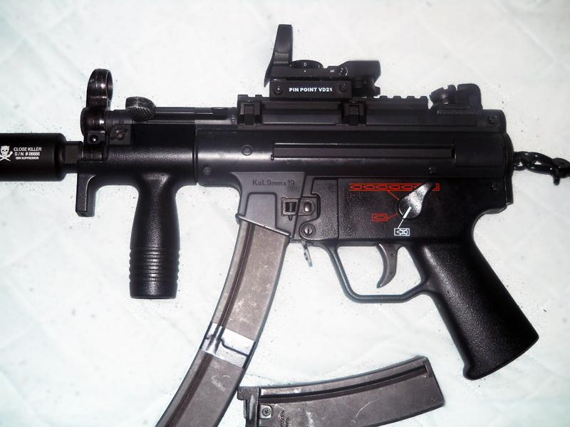 マルゼンMP5K