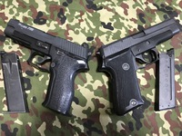 マルイSIG P226E2vsタナカSIG P220IC