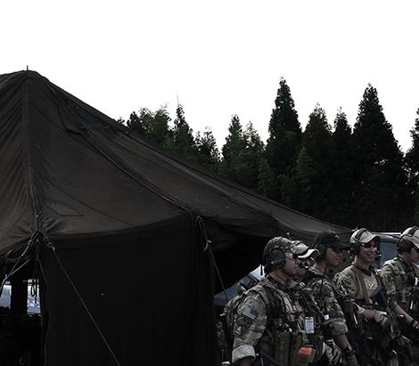 サバゲー装備