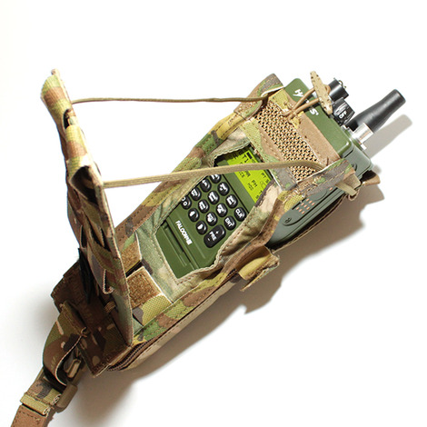 リアルメントラジオポーチ実物装備販売