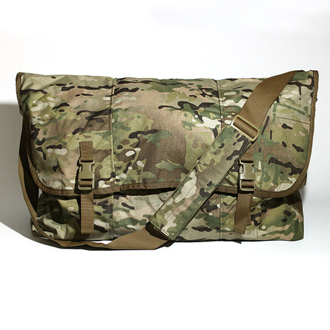 TYR Messenger Bag