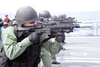 韓国軍 UDT/SEAL 最新小火器
