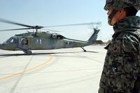 アプガニスタンの韓国軍