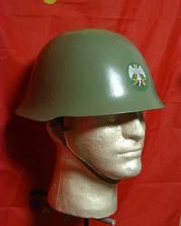 ユーゴスラビア軍M59/85スチールヘルメット