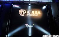 メタルギア生誕25周年記念パーティーレポート