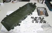 タミヤ 1/16 RC戦車 製作日記 その9