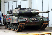 vol.17 RC戦車 Leopard2 A7+ 製作記