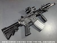 G&P M4 外装メモ
