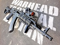 WE AK BLACKHEART SOPMOD (追記)
