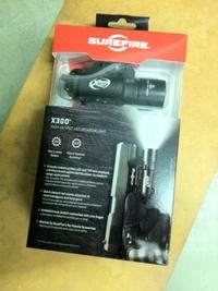 SUREFIRE X300