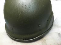 88式鉄帽にざらざら加工をしよう!