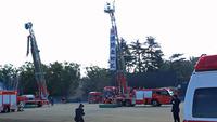 豊橋市消防出初式