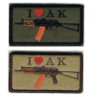 クリンコフ刺繍パッチ