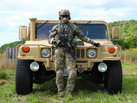 EAGLE LV MP7 CHEST RIG(AOR2)