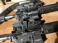 L3 Eotech G33 STS【Swich To Side】Magnifier(Black)