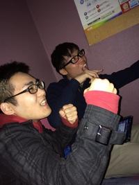 2014/12/21 かむばっくじゃっぷ♡ OGC戦