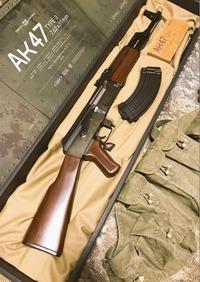東京マルイ 次世代 AK47 オーバーホール 分解編