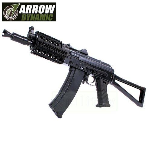 アローダイナミック,クリンコフ,AKS74U