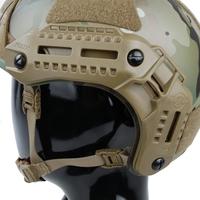 【最新!】サイドがM-LOKなヘルメット