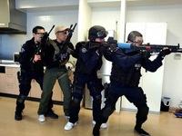 SWATトレーニング☆