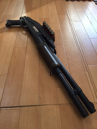 M870 ポリスカスタム