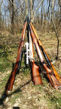 SCARP、今月の一丁<三十八式歩兵銃、三十八式騎兵銃、他>