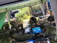 ~密林の戦い~6月度特務自衛隊定例ゲーム・・・