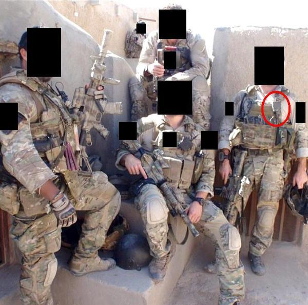 イギリスの特殊部隊SASの画像
