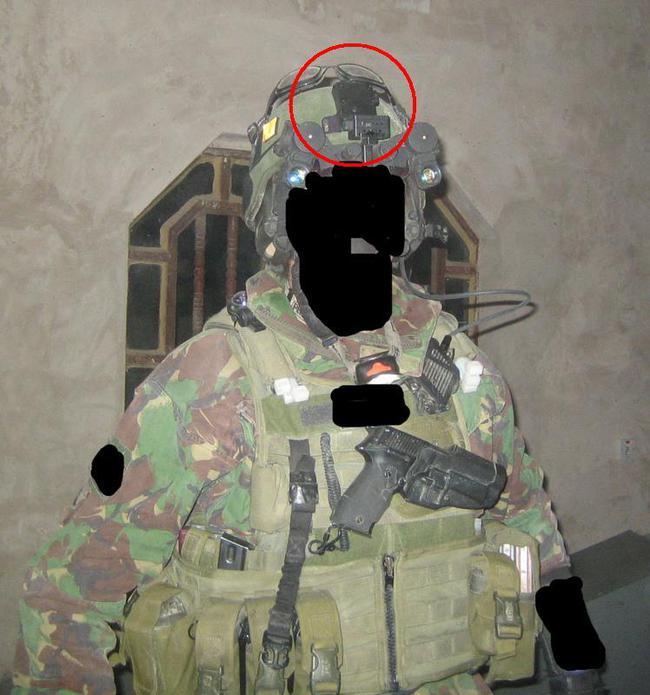 SASのイラクでの画像