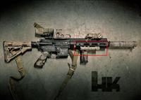 DEVGRU使用 絶版品SUREFIRE M600Bスカウトライト デットストックのご紹介