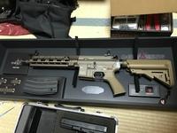 HK416デルタカスタム!