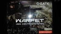 WARFIT aeg control system