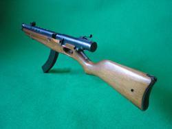 試製ニ型機関短銃