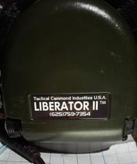 LIBERATOR II ステッカー