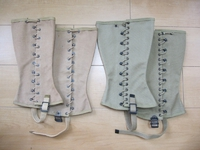 M-1938 キャンバス・レギンス(Leggings, Canvas, M-1938, Dismounted, od)