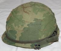 ミッチェル・パターン・ヘルメット・カバー(Mitchell pattern camo helmet cover)