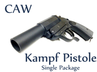 CAW Kampf Pistole ABS - Single Package
