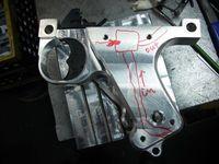 MG34 GBBエンジン試作6