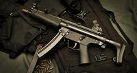 【ボーダーライン用】VFC MP5A5 AEG