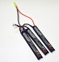 11.1V1400mAhセパレートリポバッテリー