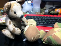 Military Bear Part2