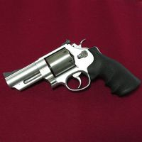 Stansfield`s Revolver nearly finished