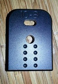 10-8 Mag Base Pad