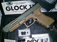 Glock34 Salient Arms Tier 1 Pistol