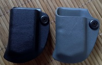 JM CUSTOM KYDEX Single Pistol Mag Pouch - Version Two
