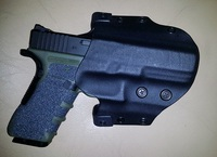 JM CUSTOM KYDEX OWB HOLSTER