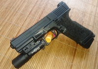 GLOCK17 CustomFrame その3