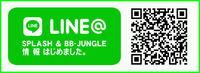 LINE情報局【SPLASH & BB-JUNGLE】
