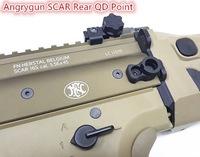 Angry Gun SCAR Rear QD Point